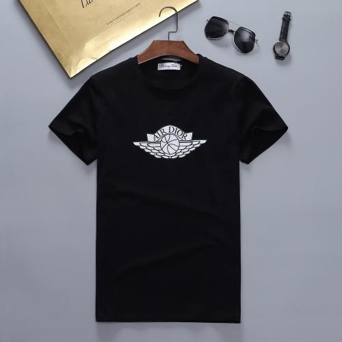 Christian Dior T-Shirts Short Sleeved For Men #870405
