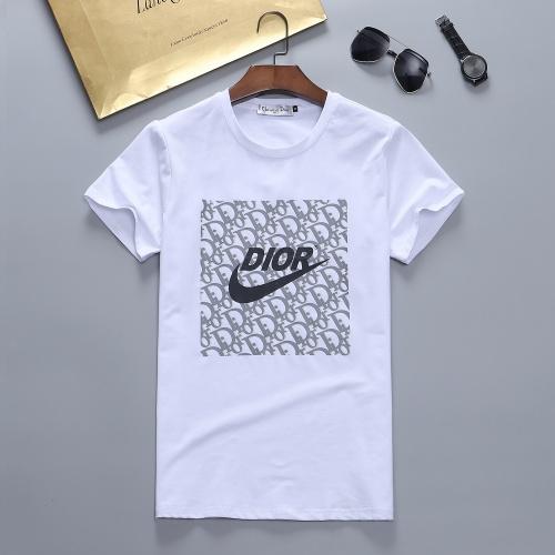Christian Dior T-Shirts Short Sleeved For Men #870408