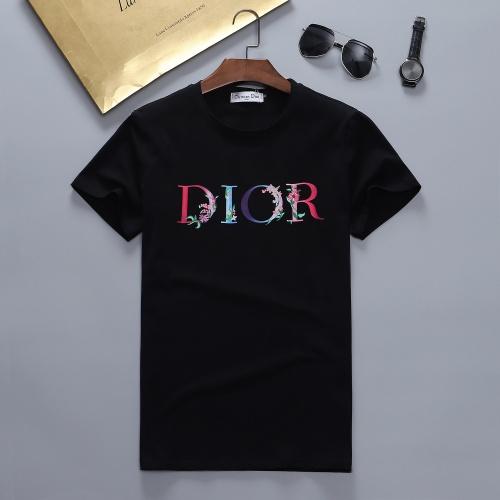 Christian Dior T-Shirts Short Sleeved For Men #870410