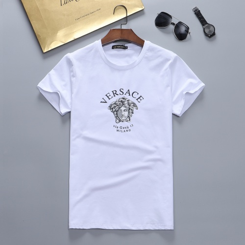 Versace T-Shirts Short Sleeved For Men #870416