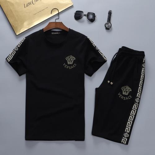 Versace Tracksuits Short Sleeved For Men #870478