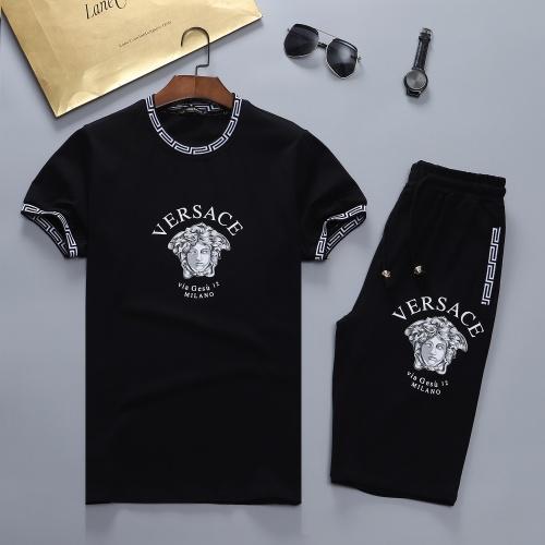 Versace Tracksuits Short Sleeved For Men #870480