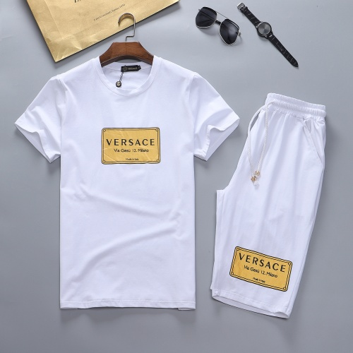 Versace Tracksuits Short Sleeved For Men #870483