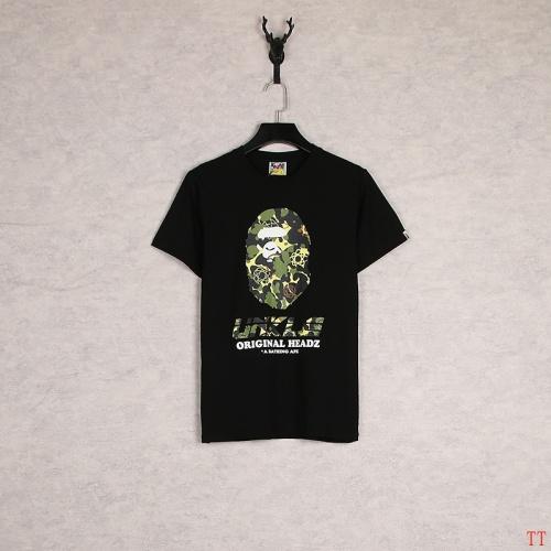 Bape T-Shirts Short Sleeved For Men #870506