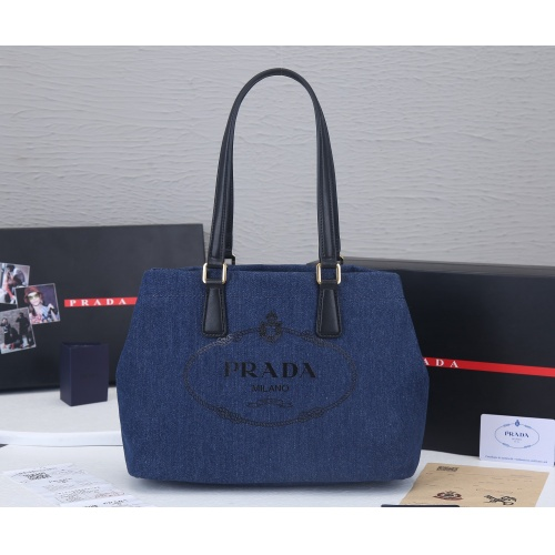 Prada AAA Quality Shoulder Bags For Women #870556
