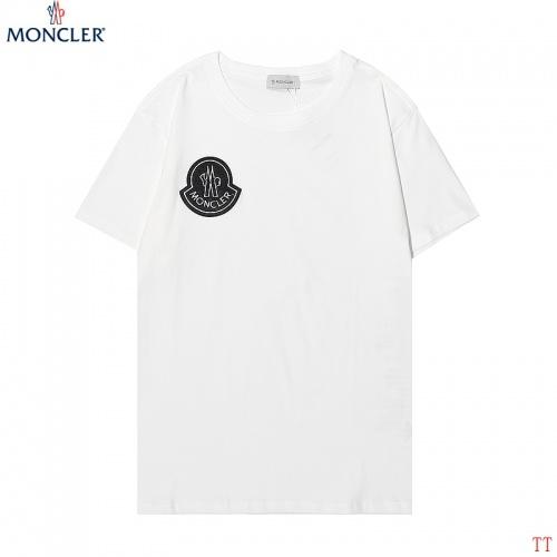 Moncler T-Shirts Short Sleeved For Men #870597