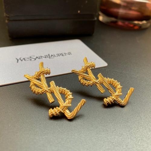 Yves Saint Laurent YSL Earring #870711