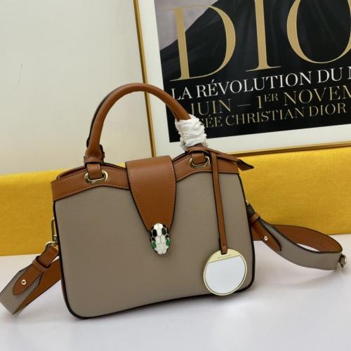Bvlgari AAA Handbags For Women #870805