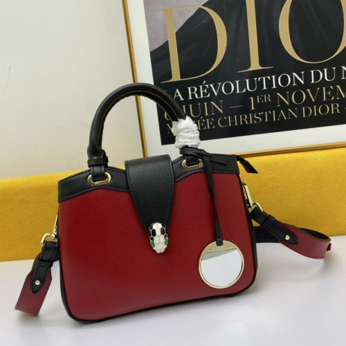 Bvlgari AAA Handbags For Women #870806