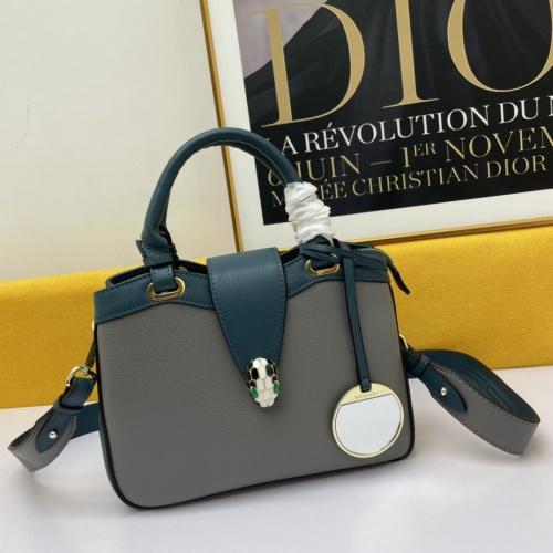 Bvlgari AAA Handbags For Women #870807