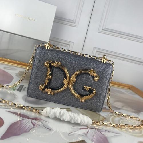 Dolce & Gabbana D&G AAA Quality Messenger Bags For Women #870813