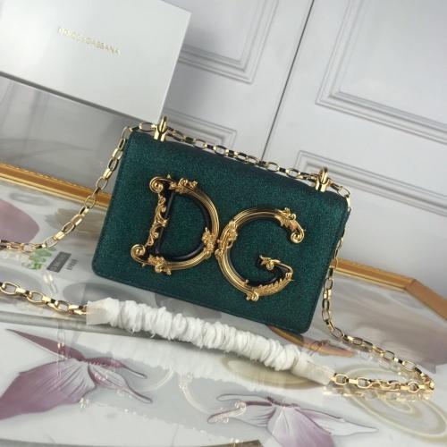 Dolce & Gabbana D&G AAA Quality Messenger Bags For Women #870817