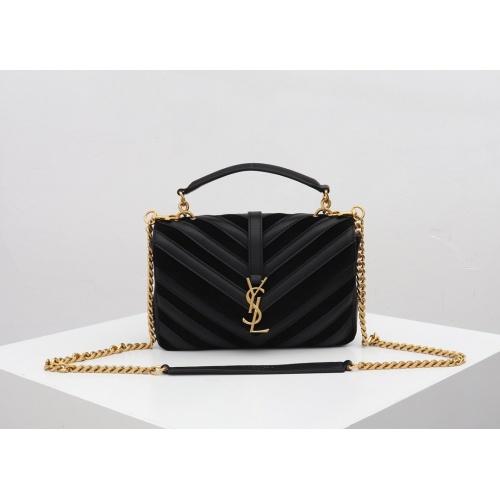 Yves Saint Laurent YSL AAA Messenger Bags For Women #870855