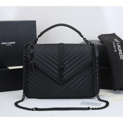 Yves Saint Laurent YSL AAA Messenger Bags For Women #870860