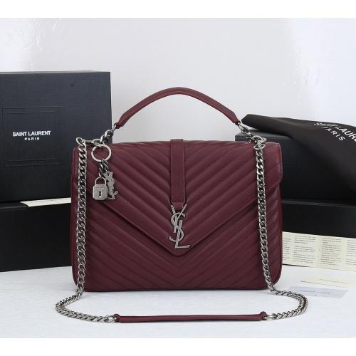 Yves Saint Laurent AAA Handbags For Women #870879