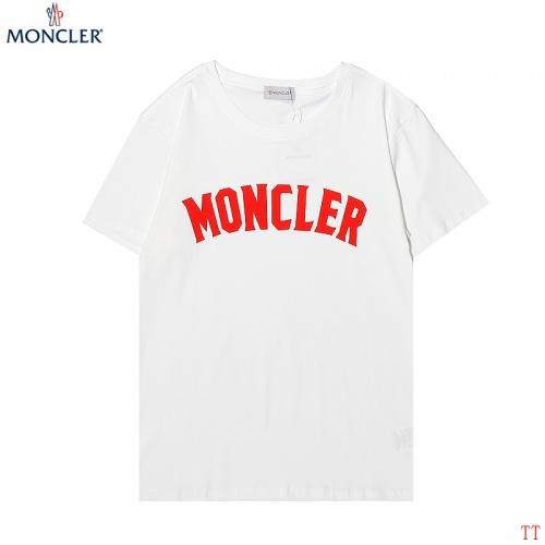 Moncler T-Shirts Short Sleeved For Men #870884