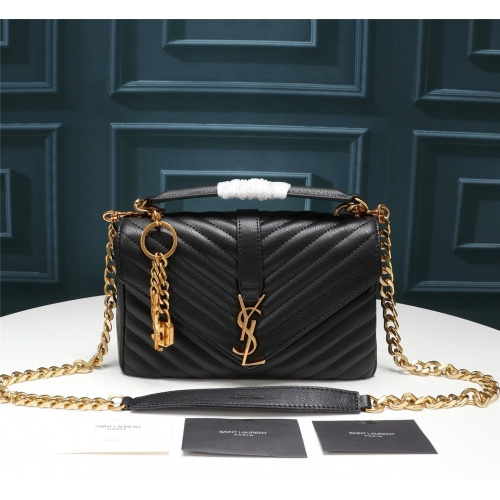 Yves Saint Laurent YSL AAA Messenger Bags For Women #870913