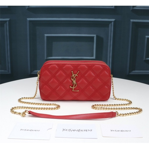 Yves Saint Laurent YSL AAA Messenger Bags For Women #870939