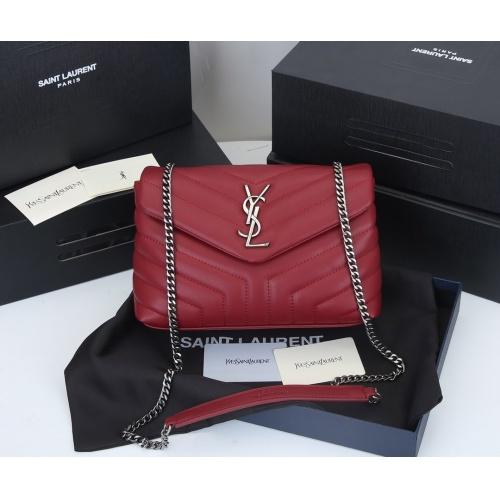 Yves Saint Laurent YSL AAA Messenger Bags For Women #871005