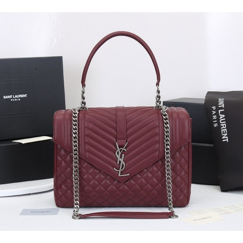 Yves Saint Laurent AAA Handbags For Women #871050