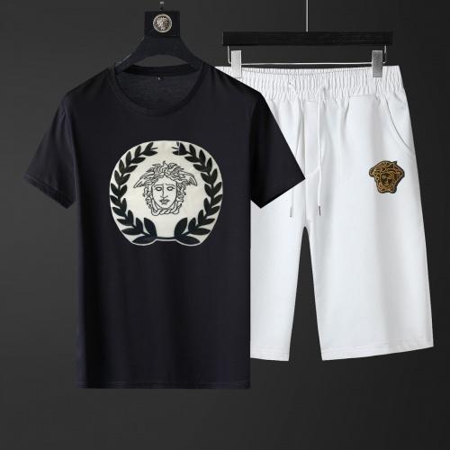 Versace Tracksuits Short Sleeved For Men #871076