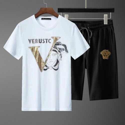 Versace Tracksuits Short Sleeved For Men #871085