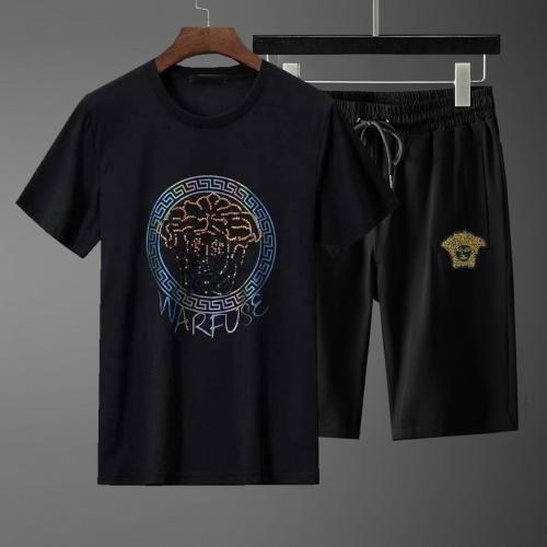 Versace Tracksuits Short Sleeved For Men #871091