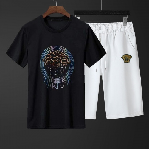 Versace Tracksuits Short Sleeved For Men #871092