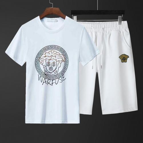 Versace Tracksuits Short Sleeved For Men #871093