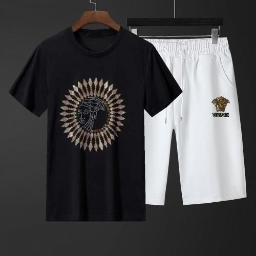 Versace Tracksuits Short Sleeved For Men #871096