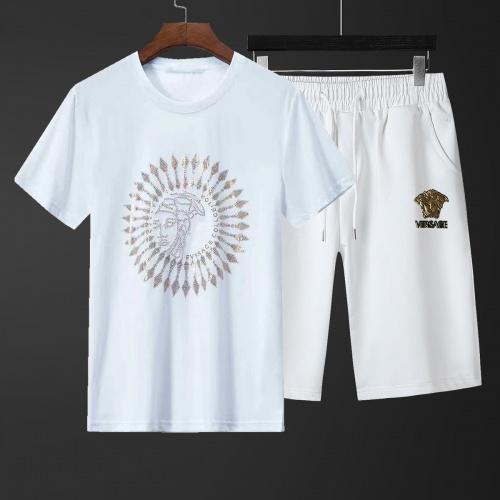 Versace Tracksuits Short Sleeved For Men #871097