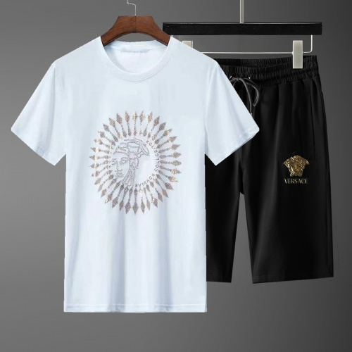Versace Tracksuits Short Sleeved For Men #871098