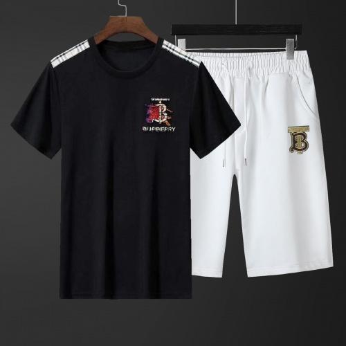 Burberry Tracksuits Short Sleeved For Men #871099