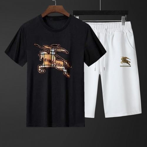 Burberry Tracksuits Short Sleeved For Men #871104