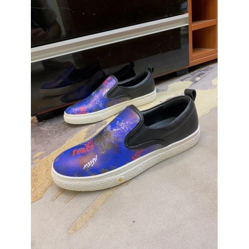 Replica Philipp Plein Shoes For Men #871162 $76.00 USD for Wholesale