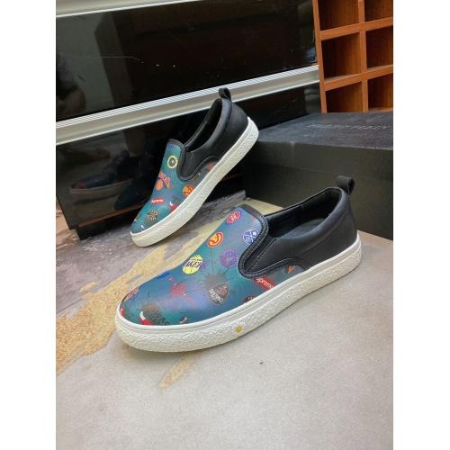 Philipp Plein Shoes For Men #871164 $76.00 USD, Wholesale Replica Philipp Plein Shoes