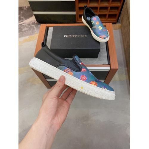 Replica Philipp Plein Shoes For Men #871164 $76.00 USD for Wholesale