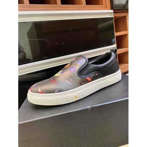 Replica Philipp Plein Shoes For Men #871165 $76.00 USD for Wholesale