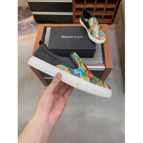 Replica Philipp Plein Shoes For Men #871167 $76.00 USD for Wholesale