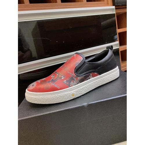 Replica Philipp Plein Shoes For Men #871168 $76.00 USD for Wholesale