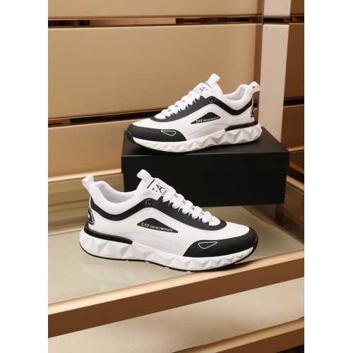 Armani Casual Shoes For Men #871178