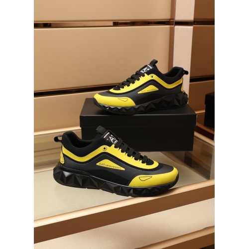 Armani Casual Shoes For Men #871179