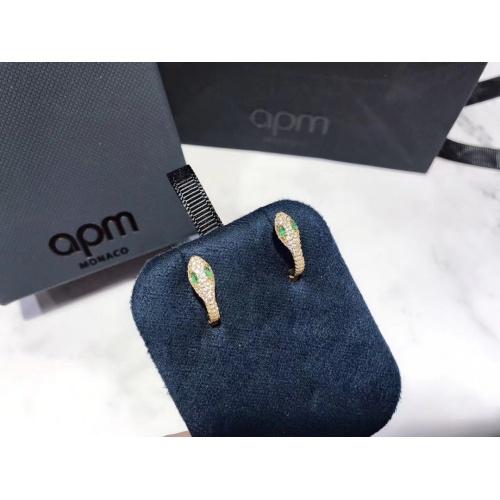apm Monaco Earrings #871244