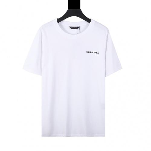 Balenciaga T-Shirts Short Sleeved For Men #871302