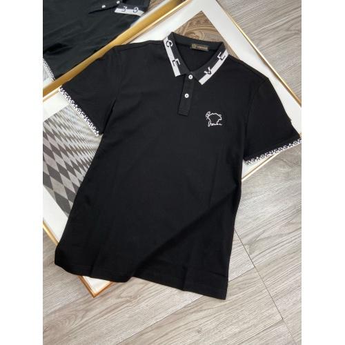 Versace T-Shirts Short Sleeved For Men #871310