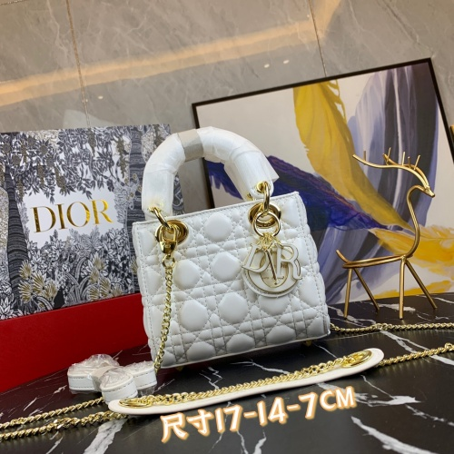 Christian Dior AAA Quality Messenger Bags For Women #871322
