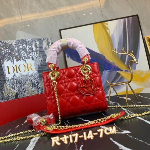 Christian Dior AAA Quality Messenger Bags For Women #871323
