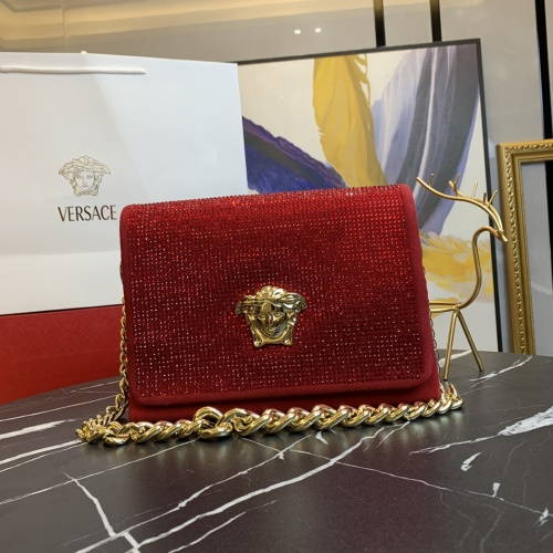 Versace AAA Quality Messenger Bags For Women #871355