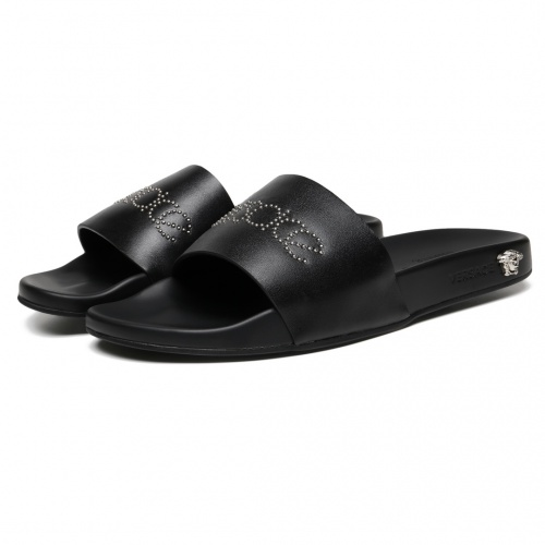Versace Slippers For Men #871380