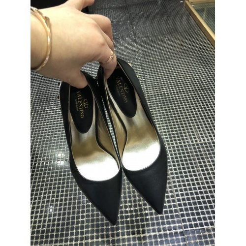 Valentino High-Heeled Shoes For Women #871406